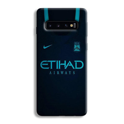 Manchester City Away Jersey Samsung Galaxy S10 Case