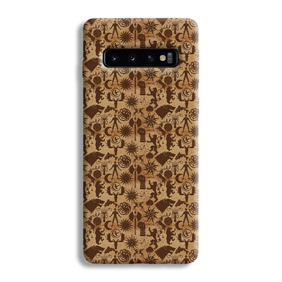 Sigil Pattern Samsung Galaxy S10 Case
