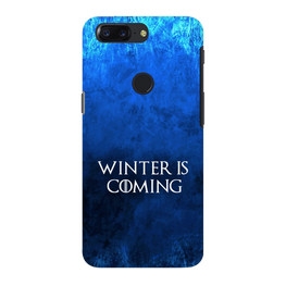 Winter is Coming OnePlus 5T Case