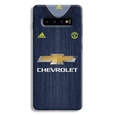 Manchester United Third Samsung Galaxy S10 Plus Case