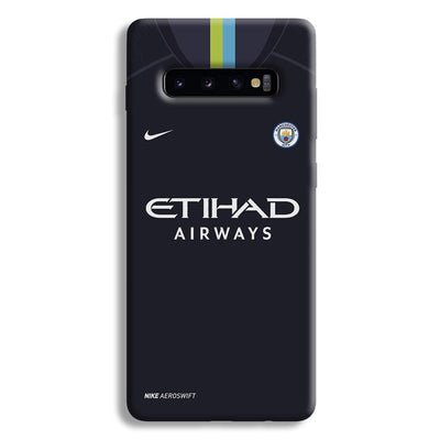 Manchester City Samsung Galaxy S10 Plus Case
