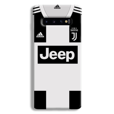 Juventus Home Samsung Galaxy S10 Plus Case