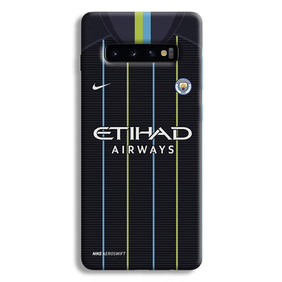 Manchester City Away Samsung Galaxy S10 Plus Case