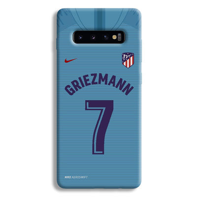 Griezmann 7 Samsung Galaxy S10 Plus Case