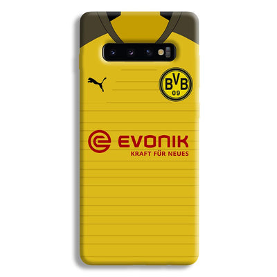 Borussia Dortmund Home Samsung Galaxy S10 Plus Case