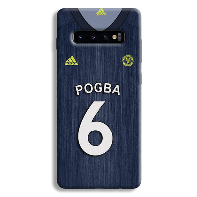 Pogba Manchester United Third Samsung Galaxy S10 Plus Case