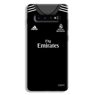Real Madrid Away Samsung Galaxy S10 Plus Case