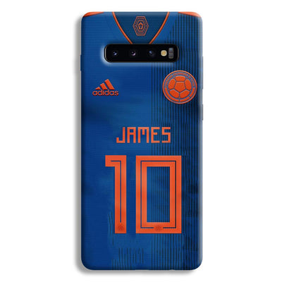 James Rodríguez Samsung Galaxy S10 Plus Case