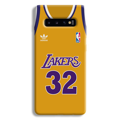Lakers Samsung Galaxy S10 Plus Case