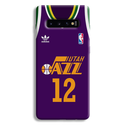 Utah Jazz Samsung Galaxy S10 Plus Case