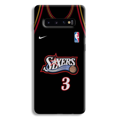 Sixers Samsung Galaxy S10 Plus Case
