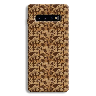 Sigil Pattern Samsung Galaxy S10 Plus Case