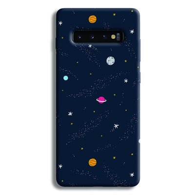 Space Samsung Galaxy S10 Plus Case