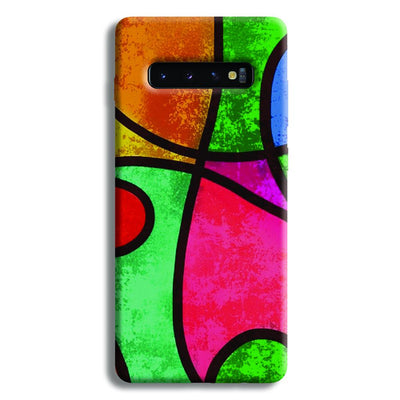 Color Palette Samsung Galaxy S10 Plus Case