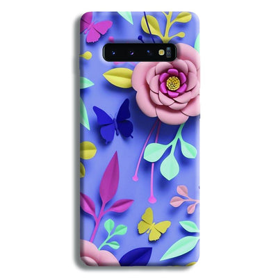 Lively Floral Samsung Galaxy S10 Plus Case