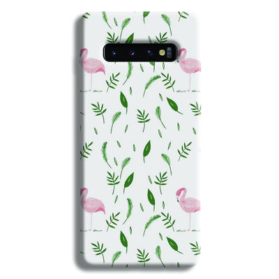 Flamingo Samsung Galaxy S10 Plus Case