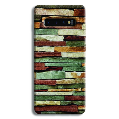 Brick Pattern Samsung Galaxy S10 Plus Case