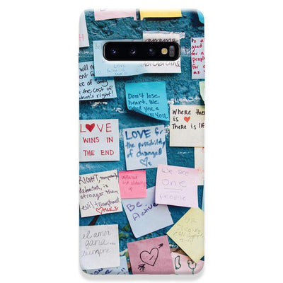Love Note Samsung Galaxy S10 Plus Case