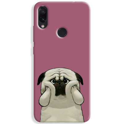 Chubby Puggy Redmi Note 7 Case