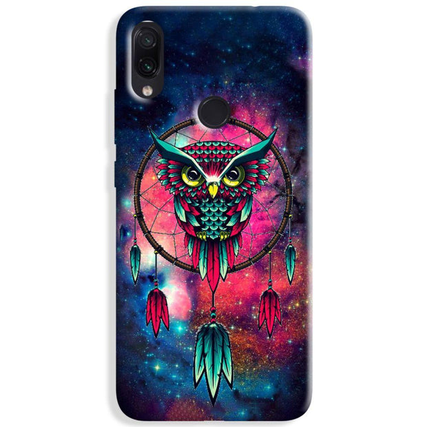 Owl Dreamcatcher Redmi Note 7 Case