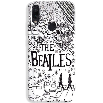 The Beatles Redmi Note 7 Case