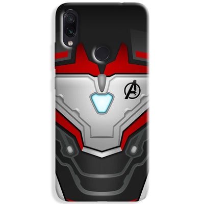 Avenger Endgame Suit Redmi Note 7 Case