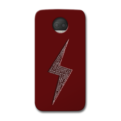 Harry Potter Moto G5s Plus Case