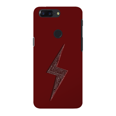 Harry Potter OnePlus 5T Case