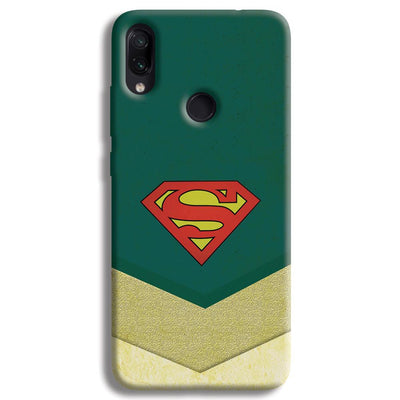 Super Girl Redmi Note 7 Case