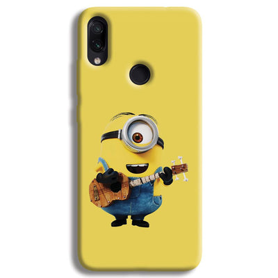 Minions Redmi Note 7 Case