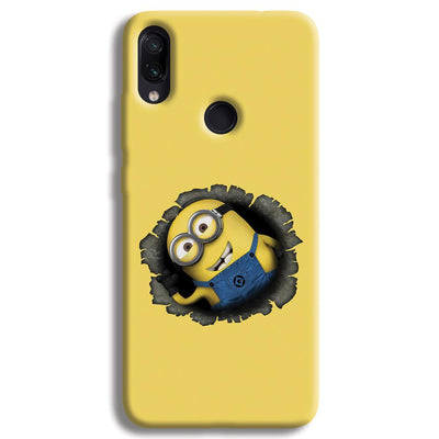 Laughing Minion Redmi Note 7 Case
