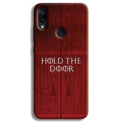 Hold The Door Redmi Note 7 Pro Case