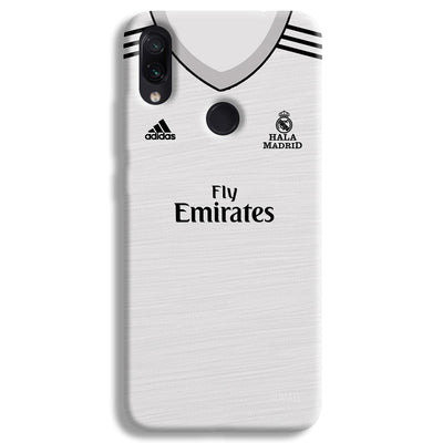 Real Madrid Home Redmi Note 7 Case