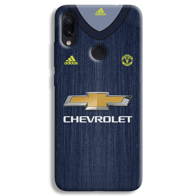 Manchester United Third Redmi Note 7 Case
