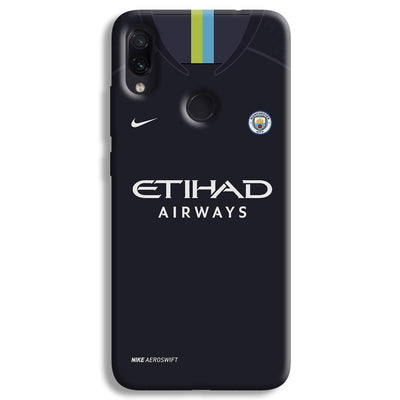 Manchester City Redmi Note 7 Case