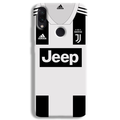 Juventus Home Redmi Note 7 Case
