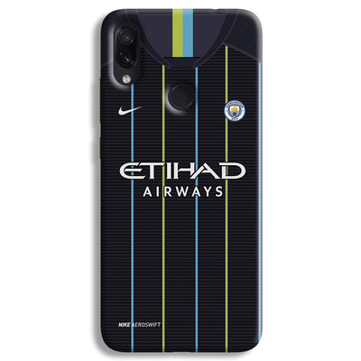 Manchester City Away Redmi Note 7 Case
