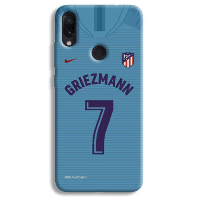 Griezmann 7 Redmi Note 7 Case