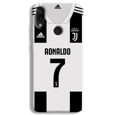 Ronaldo Juventus Home Redmi Note 7 Case