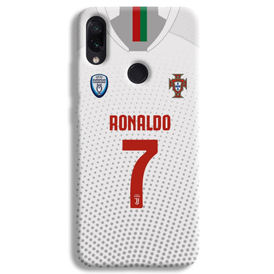 Portugal Away Redmi Note 7 Case