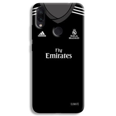 Real Madrid Away Redmi Note 7 Pro Case