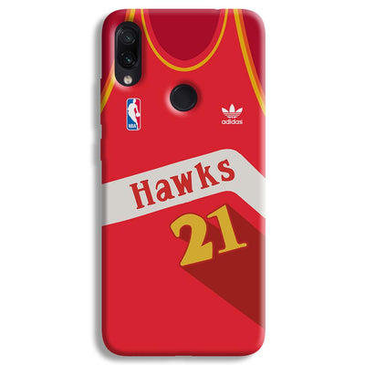 Hwaks Redmi Note 7 Case