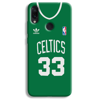 Celtics Redmi Note 7 Case