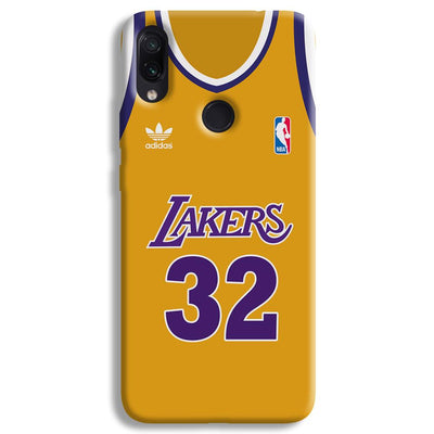 Lakers Redmi Note 7 Case