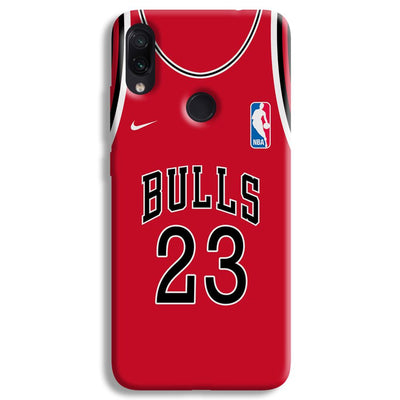 Bulls Redmi Note 7 Case