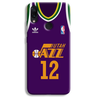 Utah Jazz Redmi Note 7 Case