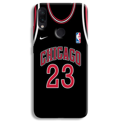 Chicago Redmi Note 7 Case