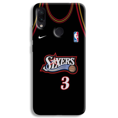 Sixers Redmi Note 7 Case