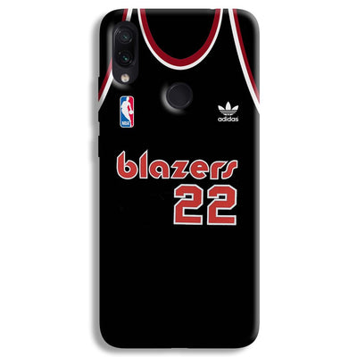 Blazers Redmi Note 7 Case