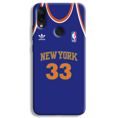 New york Redmi Note 7 Case